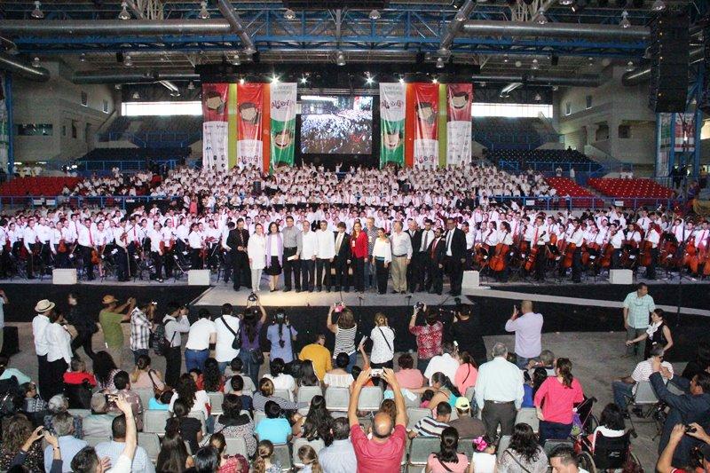 Concierto Monumental Alegría Mazatlán 2016
