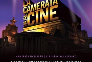 La Camerata va al Cine