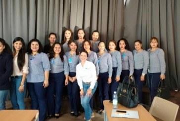Imparte Sectur curso de cultura  turística a personal de Baja Ferries