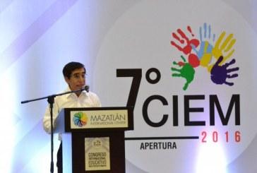 Inauguran Trabajos del Séptimo Congreso Internacional Educativo Multidisciplinario