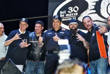 Se inaugura la XII Edición de la Semana Internacional de la Moto Mazatlán 2016