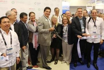 Sinaloa en Convención Mundial de Cruceros en Miami 2016