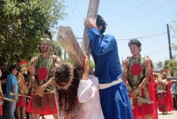 <center>Se preparan para festejar Semana Santa en San Ignacio 2017</center>