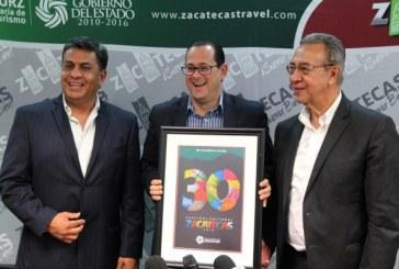 Celebrá, Zacatecas, la trigesima Edicion de su Festival, Cultural
