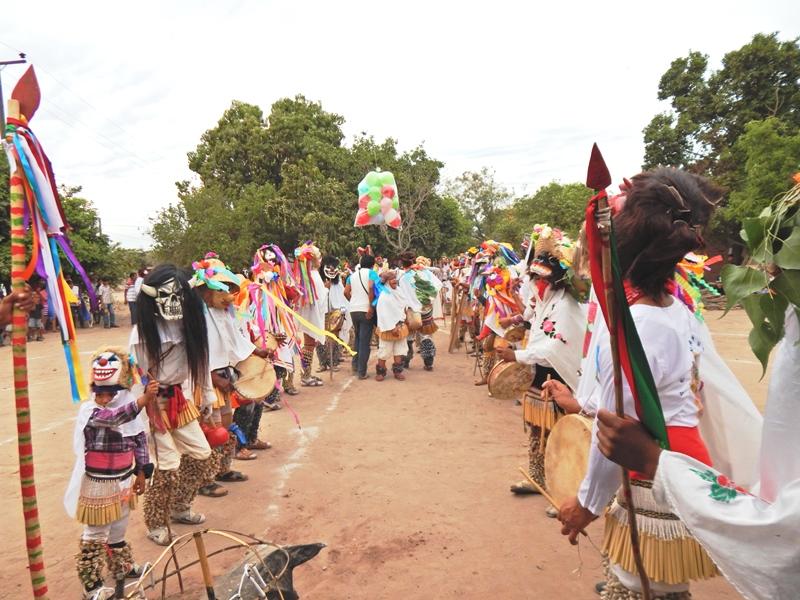 Ritual Mayo Yoreme Norte Sinaloa
