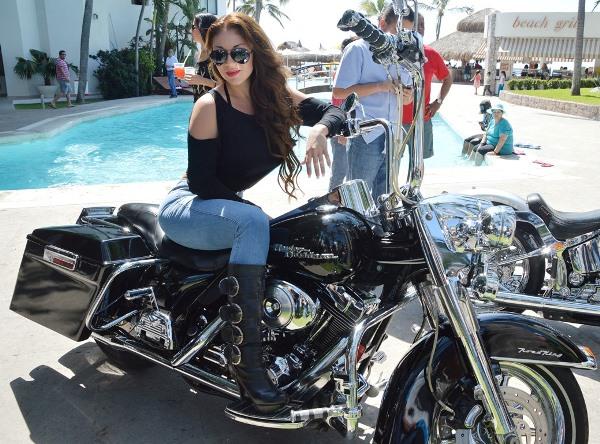 XXI Edición Semana de la Moto Mazatlán 2016