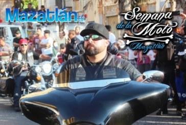 Lista XXI Edición de la Semana Internacional de la Moto