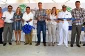 Inauguran la XXX Feria del Pescado