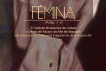 Exposición de Yaheli A Xi llega al Museo de Arte de Mazatlán