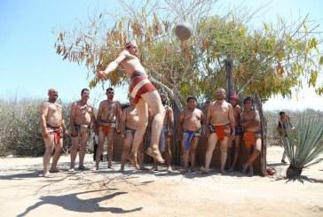 Dan la bienvenida al Sol en  Las Labradas, San Ignacio
