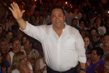 Registran candidatura de Pucheta a la Presidencia Municipal de Mazatlán