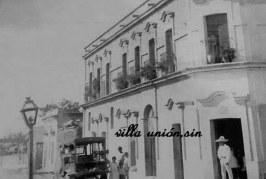 Villa Unión, Antiguo pueblo de Mazatlán