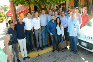 Arropan Fecanaco Sinaloa y Canaco Mazatlán a El Quelite