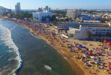Mazatlán entre los 4 destinos de playa  más visitados en el país en Semana Santa