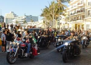 Desfile de Motos Mazatlán SIMM 2016 XXI Edición