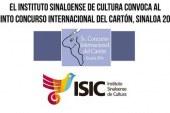 Lanza ISIC la convocatoria al 5º Concurso Internacional del Cartón