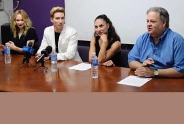 El Coreógrafo Internacional Bobby Newberry está en Mazatlán