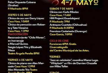 Programa Jazz Fest Chilo 2016