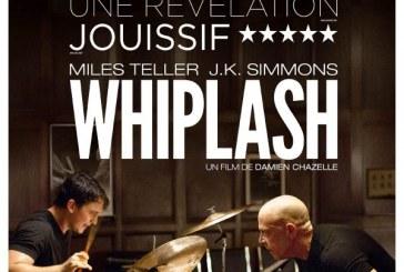 """""""Whiplash: Música y obsesión"""" de Damien Chazelle en el Festival de Jazz"""