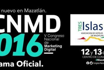 V Congreso de Marketing Digital Mazatlán 2016