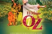 El Mago de Oz en el TAP en Mazatlán