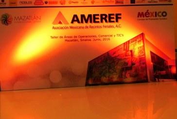 Inicia Reunión de AMEFER en Mazatlán