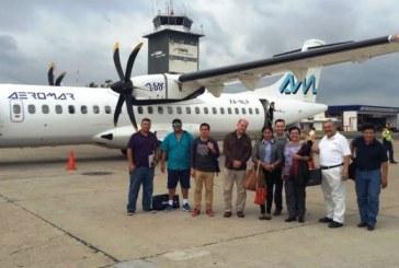 Aeromar promueve Fam Trip Puebla-Guadalajara-Mazatlán