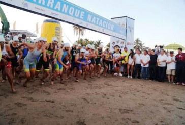 Arranca el Gran Triatlón Pacífico Mazatlán 2016