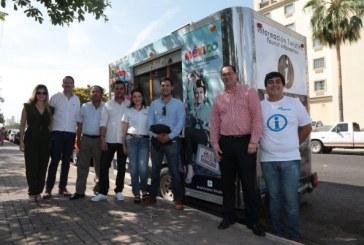 """Promueven en Sinaloa programa """"Viajemos Todos Por México"""""""