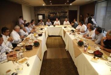 Con IP, Diálogo y Trabajo en Equipo para que Sinaloa Crezca: Quirino