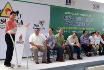 histórica inversión en pavimento para beneficio de diversas colonias del sector norte de Los Mochis