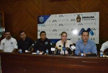 Mazatlán presenta balance Operativo de Seguridad de Verano  2016