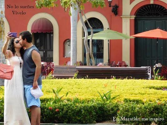 En Mazatlán, me inspiro en su centro histórico