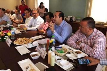 Canaco Sur Sinaloa y Fecanaco Sinaloa buscan crear región económica