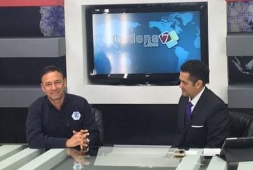Se Promociona Acuario Mazatlán en Medios Informativos en el Estado de Durango: Gomez Llanos Chavarin