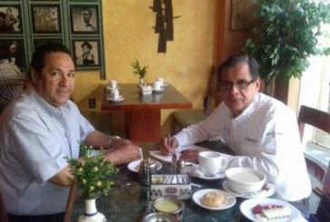 Se reune Pucheta con delegado de Banobras en Sinaloa