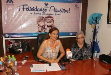 Sistema DIF Mazatlán consentirá a los abuelitos durante el mes de agosto