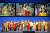 Ciclo de Ópera en Video, con La piedra La Pietra Del Paragone