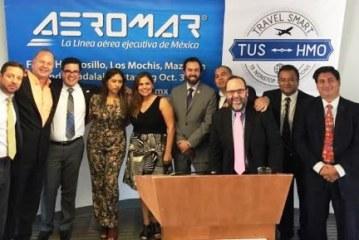 Aeromar conectará a Mazatlán y a Los Mochis con Tucson, Arizona