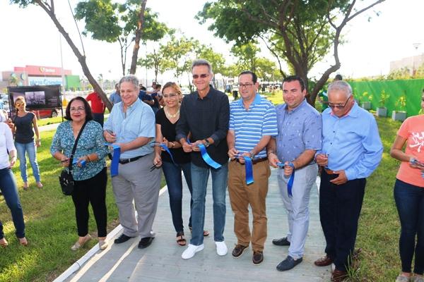 Inauguran parque lineal de la cultura y las artes Mazatlán 2016