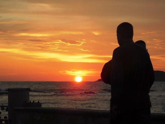 En Mazatlán me Inspiro en sus atardeceres