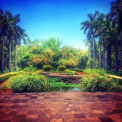 Jardía Botánico de Culiacán