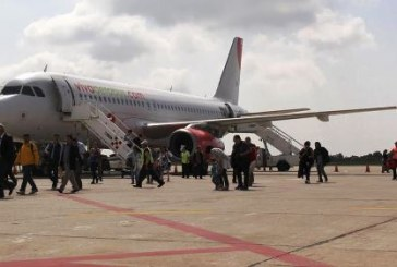 Aeropuerto de Mazatlán 'eleva' en 11.6% la llegada de pasajeros