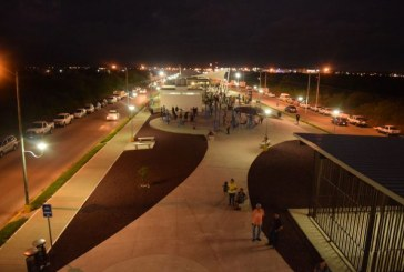 """Inauguran el """"Parque de la Tranquilidad"""""""