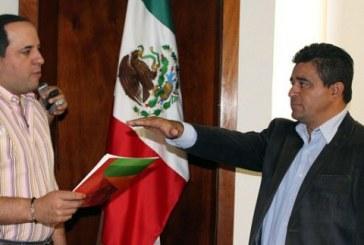 Lino Edgardo Ríos Montoya nuevo Director General de Obras Públicas del Municipio de Ahome