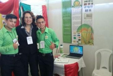 Jóvenes del Programa ASES Destacan en Brasil
