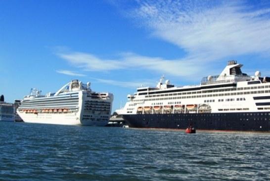 <center>Arranca temporada 2016 de Cruceros en Mazatlán</center>