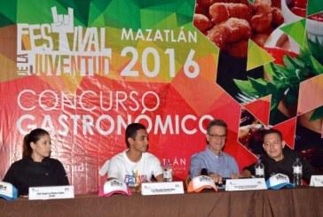 Concurso de Gastronomía IMJU