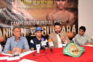 Mazatlán Sede de Campeonato de Box