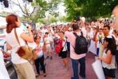 Marchan en Mazatlán por el derecho a influir en la educación